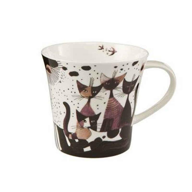 Goebel Tasse »Kaffeebecher Rosina Wachtmeister«, Fine Bone China