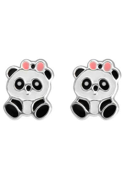 Firetti Paar Ohrstecker »Pandabär«