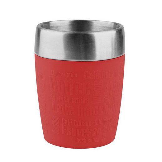 Emsa Isolierflasche »Isobecher Travel Cup«, Isolierbecher