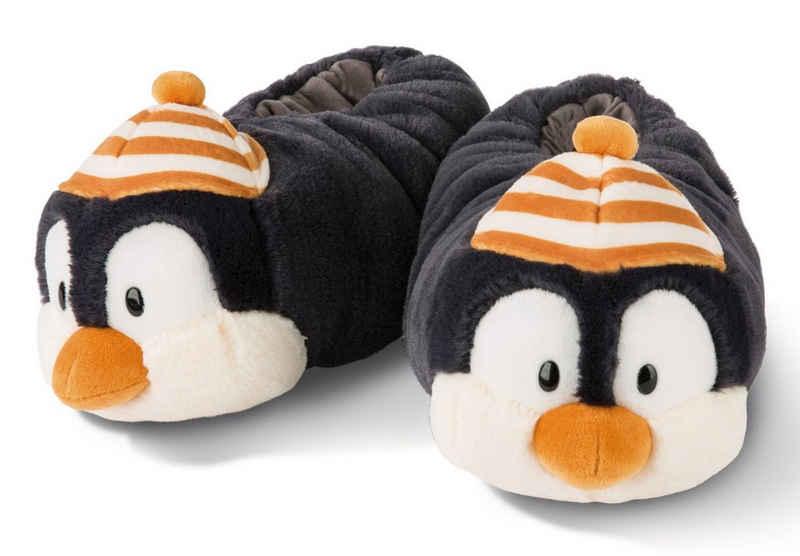 Nici »Pinguin Peppi« Plüsch Hausschuhe