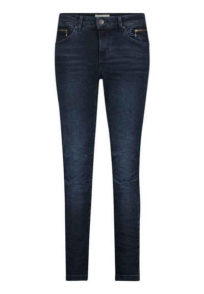 Cartoon 5-Pocket-Jeans »Slim Fit« Blue denim
