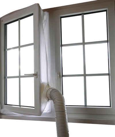 SONNENKÖNIG Fensterabdichtung »Fensterkit für Klimageräte«, Umlaufmaß 400 cm