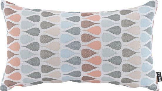 H.O.C.K. Dekokissen »Drops«, geometrisches Muster
