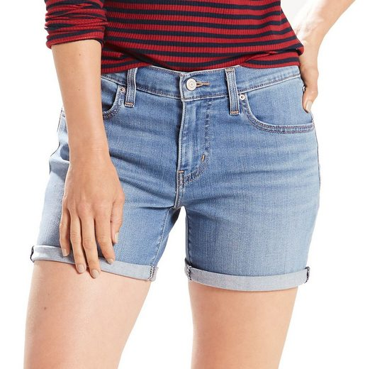 Levi's® Jeansshorts »Mid Lenght W«