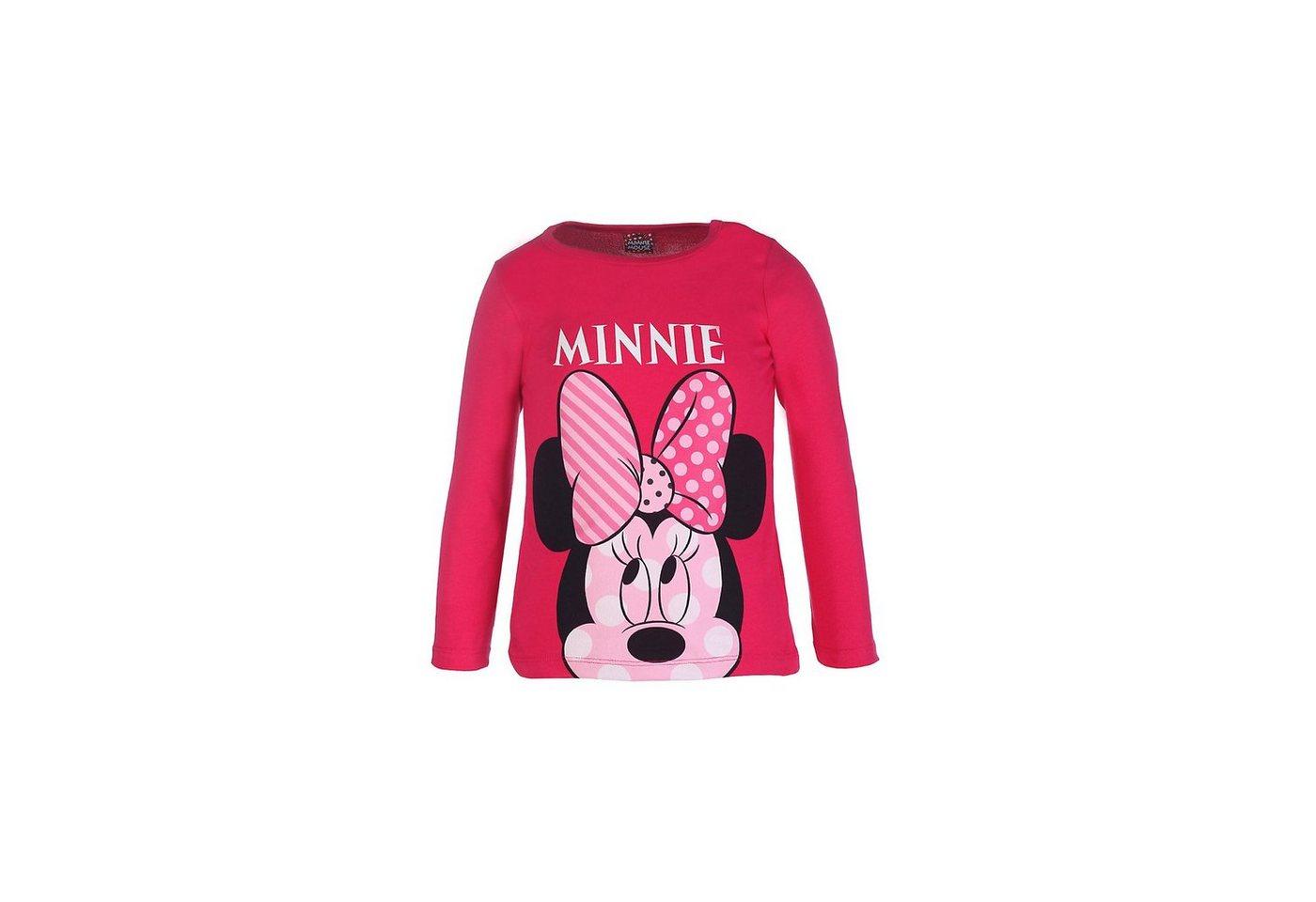 otto - Shirt Minnie Mouse Langarmshirts