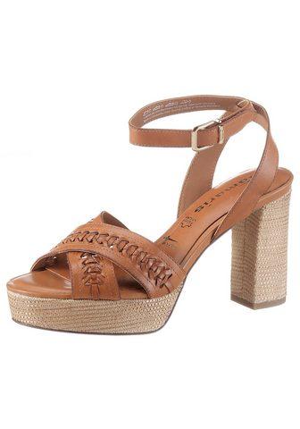 Tamaris »BEET« High-Heel-Sandalette su elegant...