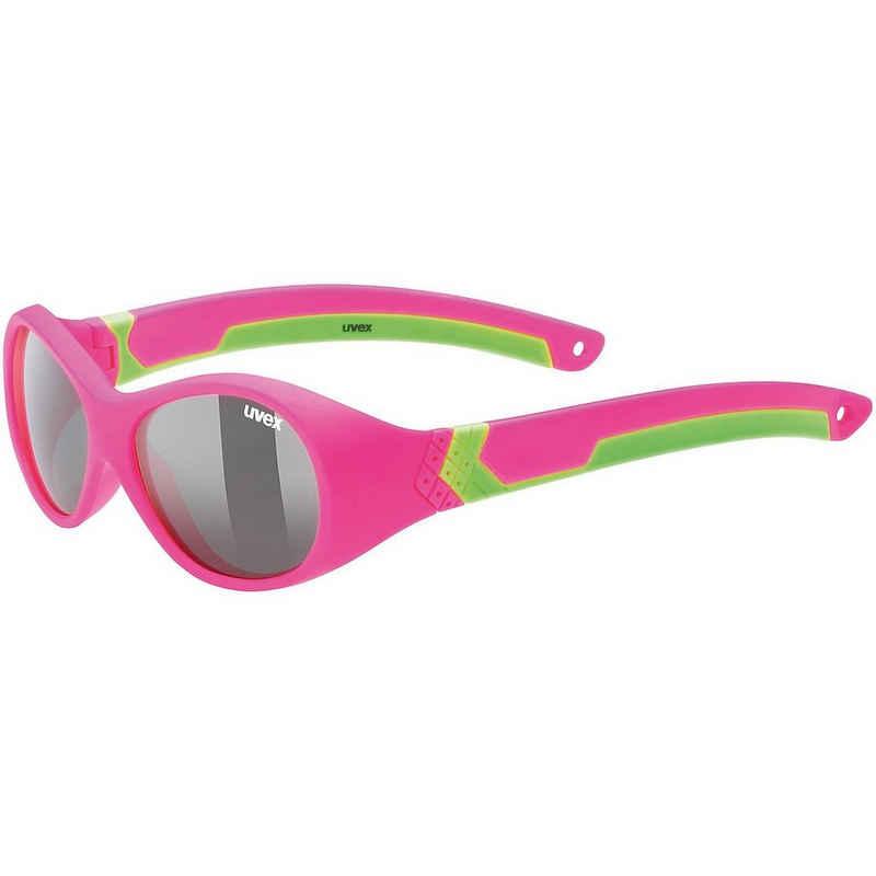 Uvex Sonnenbrille »Sonnenbrille sportstyle 510 pink gre.m./smoke«