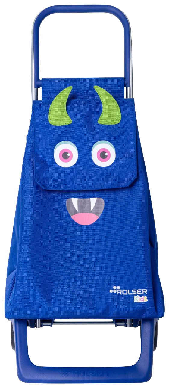 Rolser Einkaufstrolley »Joy-1700 Monster Kid MF«, 29 l, Maße: 35x30x82,5 cm