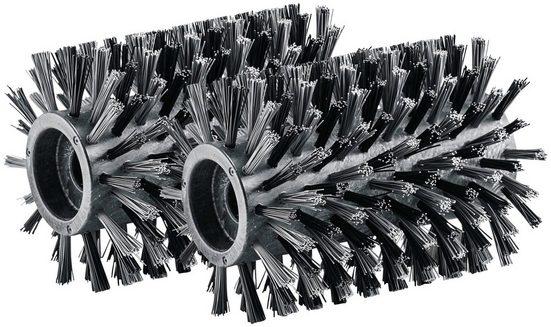 Reinigungsbürste »Walzensets PCL 4«, KÄRCHER, (Set, 2-tlg), Ersatzbürstenköpfe