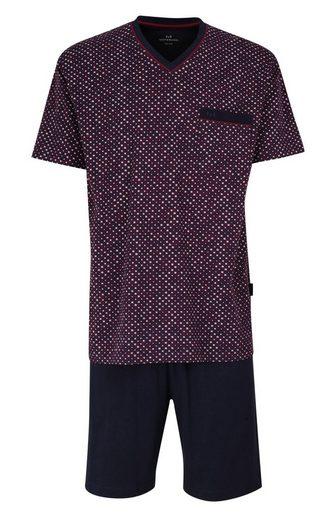 GÖTZBURG Pyjama (2 tlg) Baumwolle auch große Größen