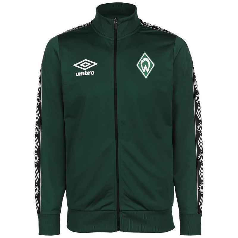 Umbro Sweatjacke »Sv Werder Bremen Icon Tricot«