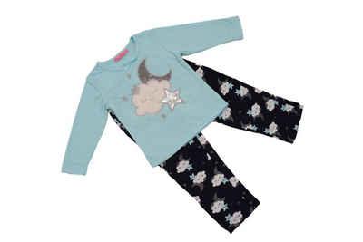 ANELY Schlafanzug »3159« Mädchen Schlafanzug Wolke