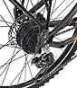 REX E-Bike Mountainbike »Graveler e930«, 24 Zoll, 7 Gang, Heckmotor, 374,4 Wh, Bild 8
