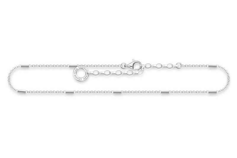 THOMAS SABO Fußkette »Silber Klassisch«
