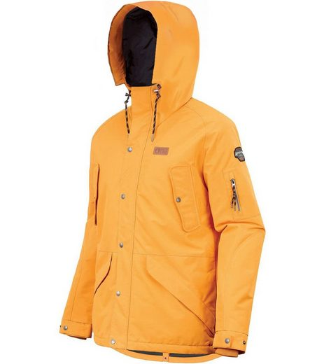 Picture Skijacke »PICTURE Kodiak Winter-Parka atmungsaktive Herren Ski-Jacke Hardshell-Jacke Orange«