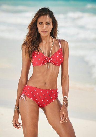 s.Oliver Beachwear Bikini-Hose »Audrey«, seitlich regulierbar