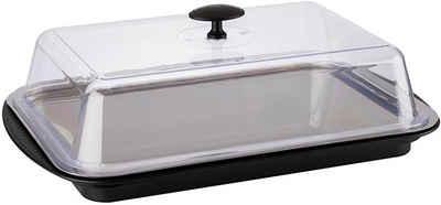 APS Buffet-Vitrine, Kunststoff, (Set, 1-tlg), mit Haube, 43x29 cm, inkl. Kühlakkus