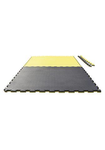 JU-SPORTS Kilimėlis mankštai »Checker«
