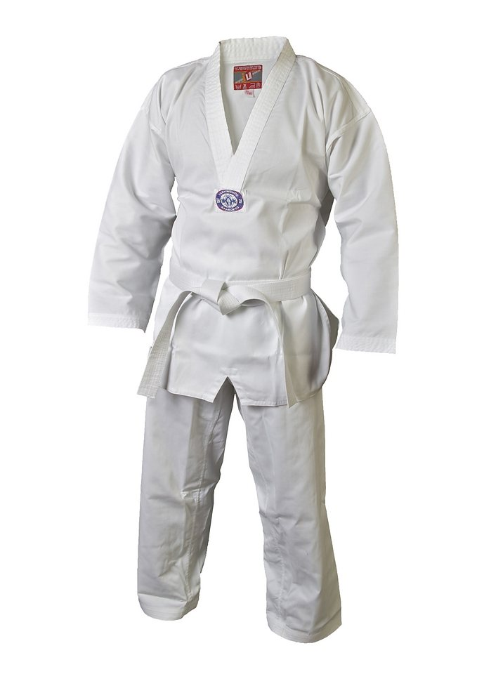 Taekwondoanzug, Ju-Sports, »Chagi«, weiß