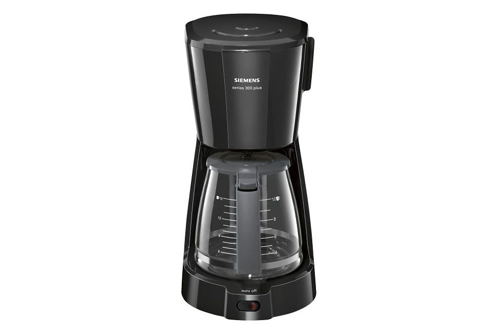 Siemens Kaffeemaschine series 300 plus TC3A0303, schwarz