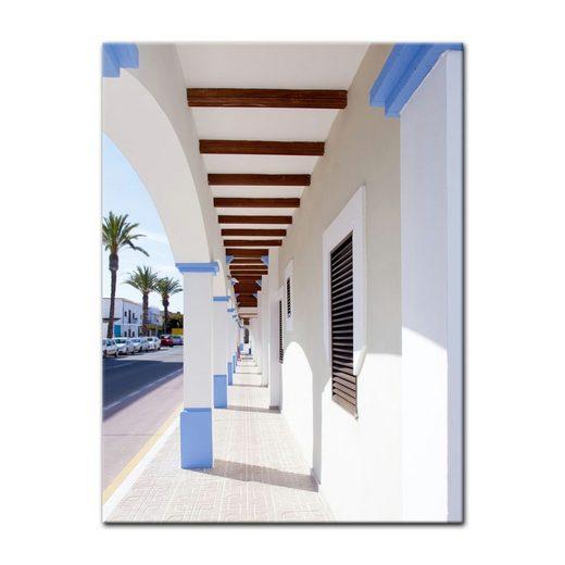 Bilderdepot24 Leinwandbild, Leinwandbild - Lá Savina - Formentera – Spanien