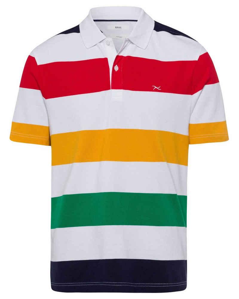 """Brax Poloshirt »Herren Poloshirt """"Piero"""" Kurzarm«"""