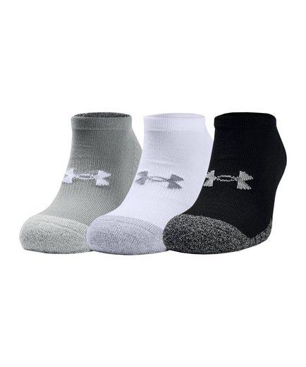 Under Armour® Freizeitsocken »HeatGear NoShow Socken«