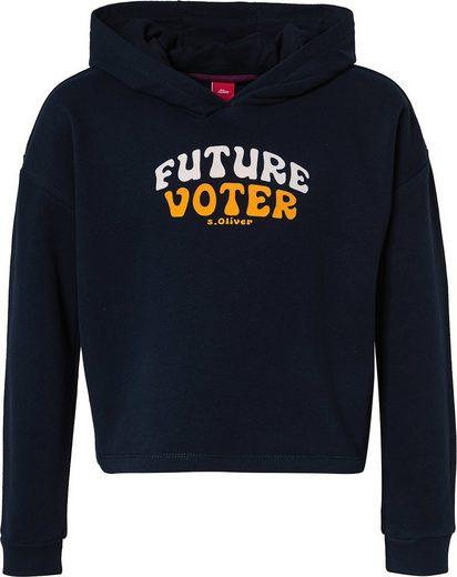 Sweatshirt »Sweatshirt für Mädchen«