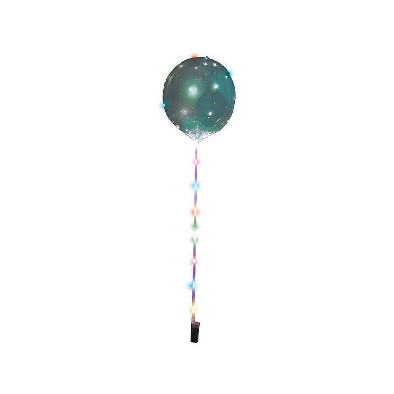 Happy People Luftballon »Leuchtballon mit Lichterkette, transparent«