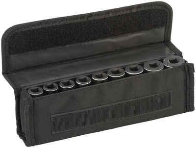 BOSCH Stecknüsse »Steckschlüsseleinsätze«, Set, 9-St., L 63 mm, SW 7 - SW 19