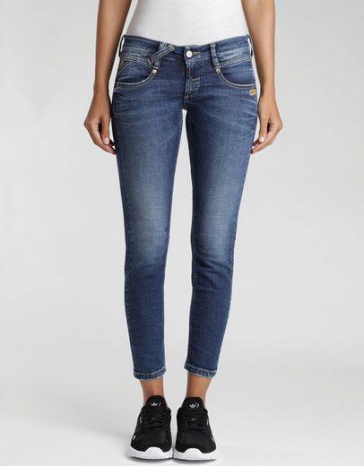 GANG Skinny-fit-Jeans »Nena« im Used-Look