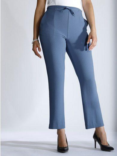 m. collection Hose aus elastischer Ware
