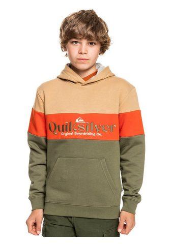 Quiksilver Hoodie »Beach To School«