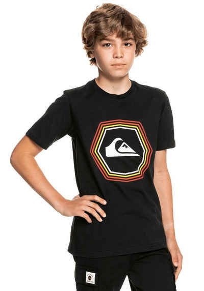 Quiksilver T-Shirt »NEW NOISE SS YTH«