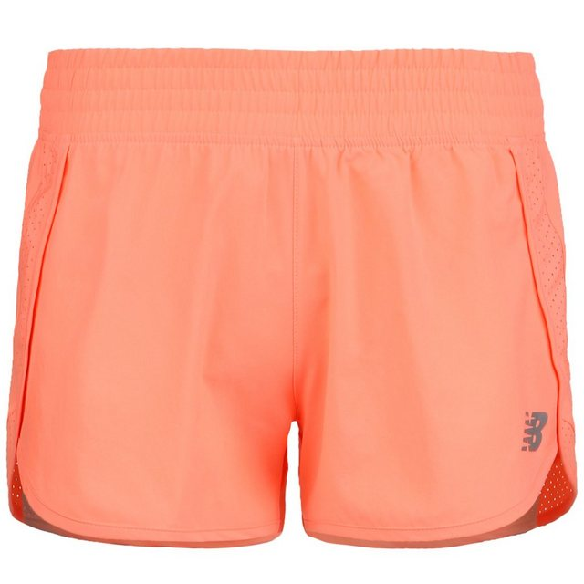 Hosen - New Balance Trainingsshorts »Accelerate Stretch Woven« › orange  - Onlineshop OTTO