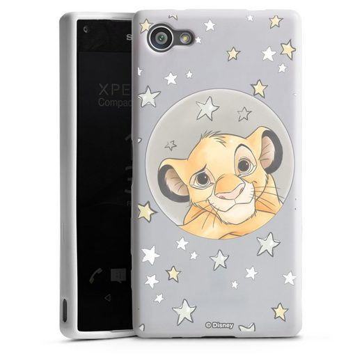 DeinDesign Handyhülle »Simba ohne Hintergrund« Sony Xperia Z5 Compact, Hülle Simba Disney König der Löwen