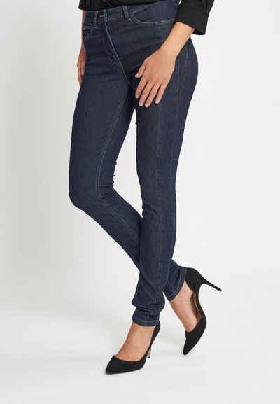 LauRie Slim-fit-Jeans »Laura« mit Strassstein-Applikation