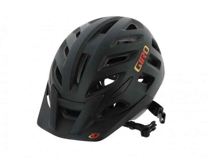Giro Fahrradhelm »Giro Radix Mips (2021) matte black hypnotic M«