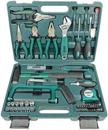 MANNESMANN Werkzeugsatz »74-tlg.«
