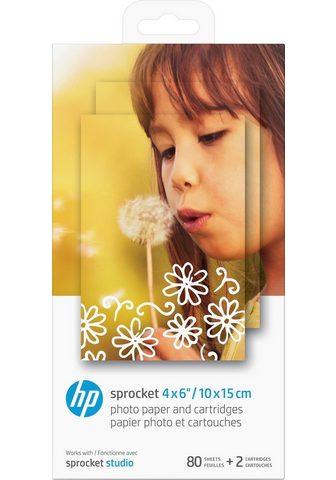 HP Popierius nuotraukoms »4KK83A Sprocket...