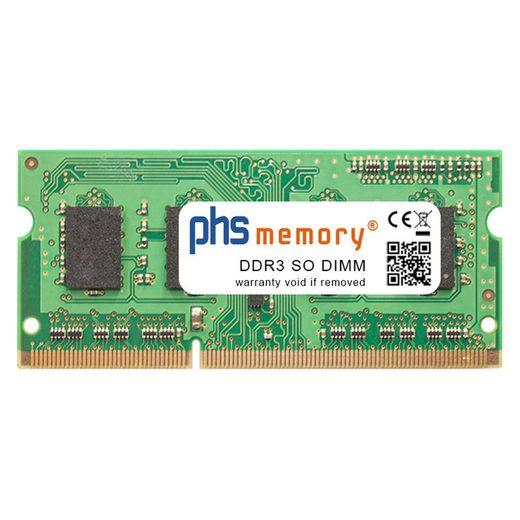 PHS-memory »RAM für Acer Aspire TimelineX 1830T-U542G32n« Arbeitsspeicher