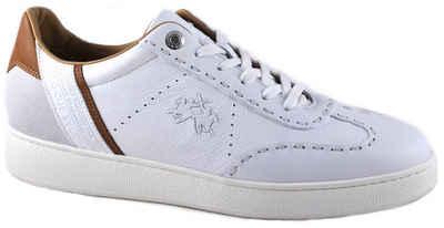 La Martina »Made in Italy« Sneaker mit gepolstertem Schaftrand