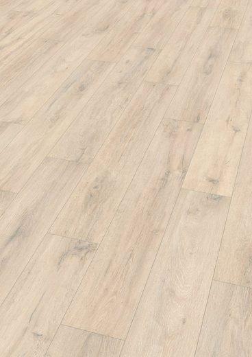 EGGER Laminat »HOME Kurimo Eiche«, (Packung), pflegeleicht, 1291 x 193 mm, Stärke: 8 mm