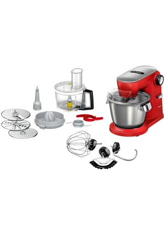 BOSCH Küchenmaschine OptiMUM MUM9A66R00 1600...