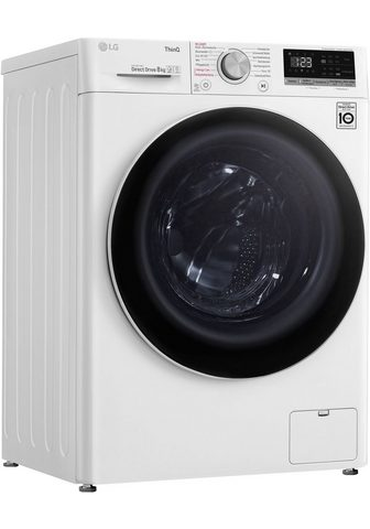LG Skalbimo mašina F4WV408S0 8 kg 1400 U/...