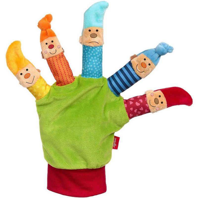Sigikid Fingerpuppe »Handschuh Wichtel, My Little Theatre«