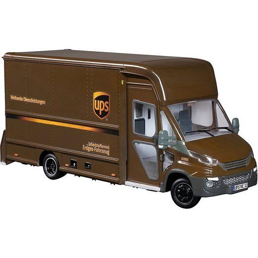 Happy People Spielzeug-Auto »UPS IVECO Zustellerfahrzeug RC«