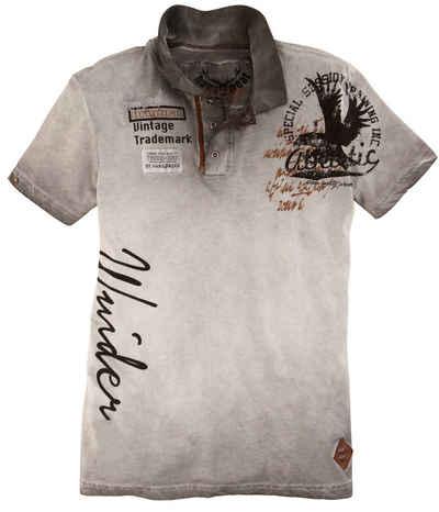 Hangowear Trachtenshirt mit Printdesigns