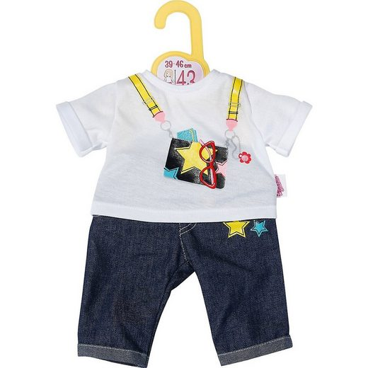 Zapf Creation® Puppenkleidung »Dolly Moda Jeanshosen 43 cm«