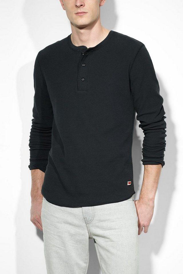 Levi's® T-Shirt, kurzarm »JET BLACK« in Jet Black